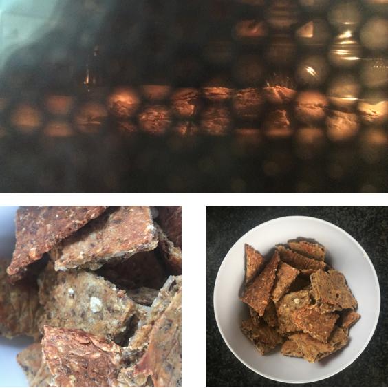 Recept: Knäckebröd